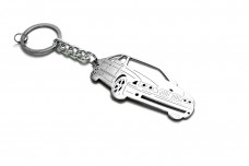 Keychain BMW 5 E39 1996-2003 - (type 3D)
