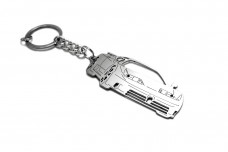 Keychain Bugatti EB 110 1991-1995 - (type 3D)