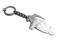 Keychain Caterham Seven - (type 3D)