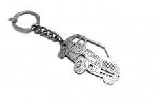 Keychain Chery Tiggo I 2005-2014 - (type 3D)