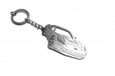 Keychain Chevrolet Corvette VII 2014-2019 - (type 3D)