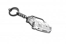 Keychain Chrysler 300C I 2005-2010 - (type 3D)