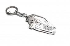 Keychain Chrysler 300C II 2011+ - (type 3D)