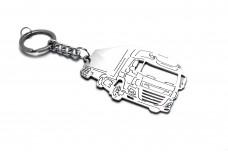 Keychain DAF XF IV-V 2013+ - (type 3D)