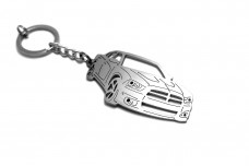 Keychain Dodge Charger 2011-2015 - (type 3D)