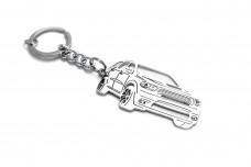 Keychain Dodge Durango III 2011+ - (type 3D)