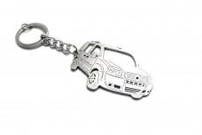 Keychain Fiat Doblo I 2000-2010 - (type 3D)