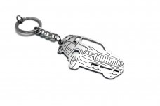 Keychain Ford Excursion 1999-2006 - (type 3D)