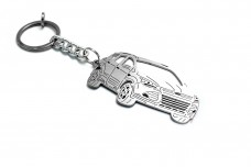 Keychain Ford Escape III 2013-2019 - (type 3D)