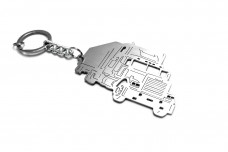 Keychain Freightliner Classic XL - (type 3D)