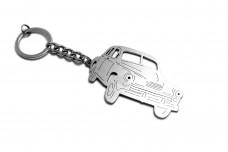 """Keychain Gaz 20 """"Pobeda"""" - (type 3D)"""