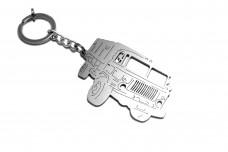 Keychain GAZ 66 - (type 3D)