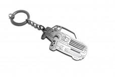 Keychain GMC Sierra III 2007-2014 - (type 3D)