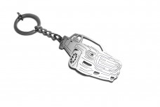 Keychain GMC Sierra IV 2013-2019 - (type 3D)