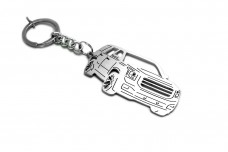 Keychain GMC Yukon IV 2015-2020 - (type 3D)