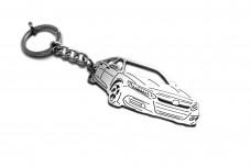 Keychain Honda Accord X 2018+ - (type 3D)