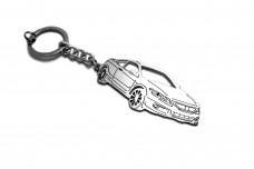 Keychain Honda Accord 8 Coupe 2008-2013 - (type 3D)