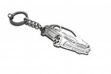 Keychain Honda Accord 9 Coupe 2013-2018 - (type 3D)