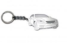 Keychain Honda Accord IX 2013-2018 - (type 3D)