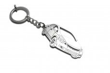 Keychain Honda Civic 4D 2006-2012 - (type 3D)