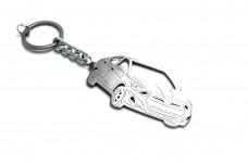 Keychain Hyundai Accent 2011-2017 - (type 3D)
