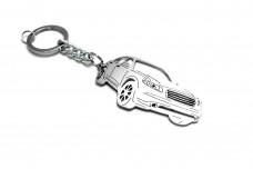 Keychain Infiniti FX 2003-2009 - (type 3D)