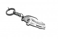 Keychain Infiniti G Coupe 2008-2013 - (type 3D)