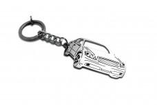 Keychain Infiniti M II 2006-2010 - (type 3D)