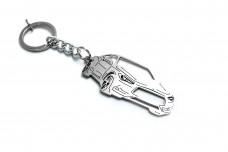 Keychain Infiniti Q60 2013+ - (type 3D)