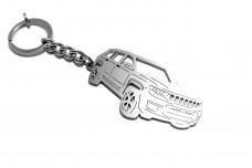 Keychain Jeep Grand Cherokee V 2021+ - (type 3D)