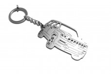 Keychain Jeep Grand Wagoneer 2021+ - (type 3D)