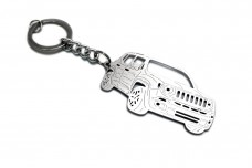 Keychain Jeep Renegade 2014+ - (type 3D)