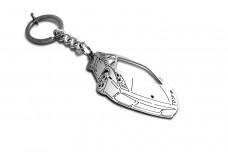 Keychain Lamborghini Gallardo 2003-2013 - (type 3D)