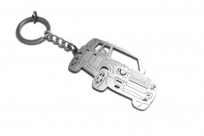 Keychain Land Rover Defender II 5D 2019+ - (type 3D)