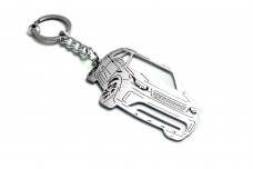 Keychain Land Rover Discovery V 2016+ - (type 3D)