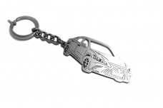 Keychain Lexus ES VII 2018+ - (type 3D)