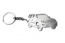 Keychain Lexus GX 470 2002-2009 - (type 3D)