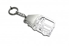 Keychain MAN TGX 2007+ - (type 3D)