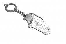 Keychain Maybach 57/62 (W240) 2002–2012 - (type 3D)
