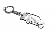 Keychain Mazda 3 II 2009-2013 - (type 3D)