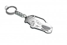 Keychain Mazda 3 III 2013-2019 - (type 3D)