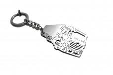 Keychain Mercedes Actros II 2011+ - (type 3D)