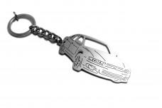Keychain Mitsubishi Galant VIII 1996-2003 - (type 3D)