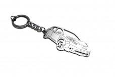 Keychain Nissan Leaf I 2010-2017 - (type 3D)