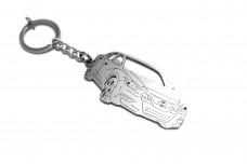 Keychain Nissan Maxima VIII 2015+ - (type 3D)
