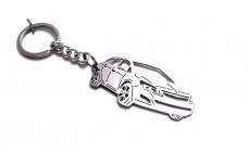 Keychain Opel Astra J 2009-2015 - (type 3D)