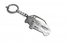 Keychain Vauxhall Insignia I 2008–2017 - (type 3D)