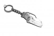 Keychain Porsche Boxster 981 2012+ - (type 3D)