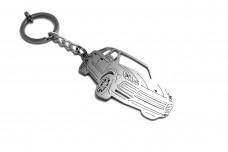 Keychain Porsche Cayenne III 2017+ - (type 3D)