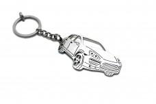 Keychain Porsche Cayenne II 2010-2017 - (type 3D)